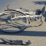 Biciclist accidentat în municipiul Carei