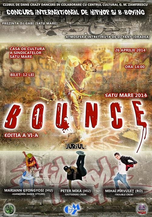 Afis Bounce 2014