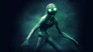Terrifying-Green-Alien
