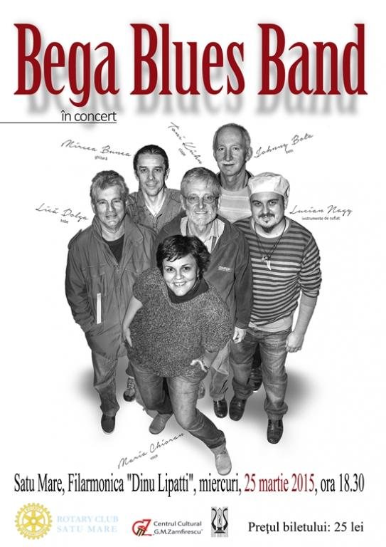 BEGA BLUES BAND ROTARY