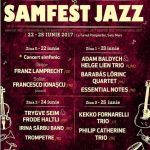 La Satu Mare are loc între 22-25 iunie a IX-a ediție a Samfest Jazz International