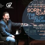 "Concert organizat de Ziua Culturii Naționale: Sorin Zlat Quartet – ""The land of dreams"""